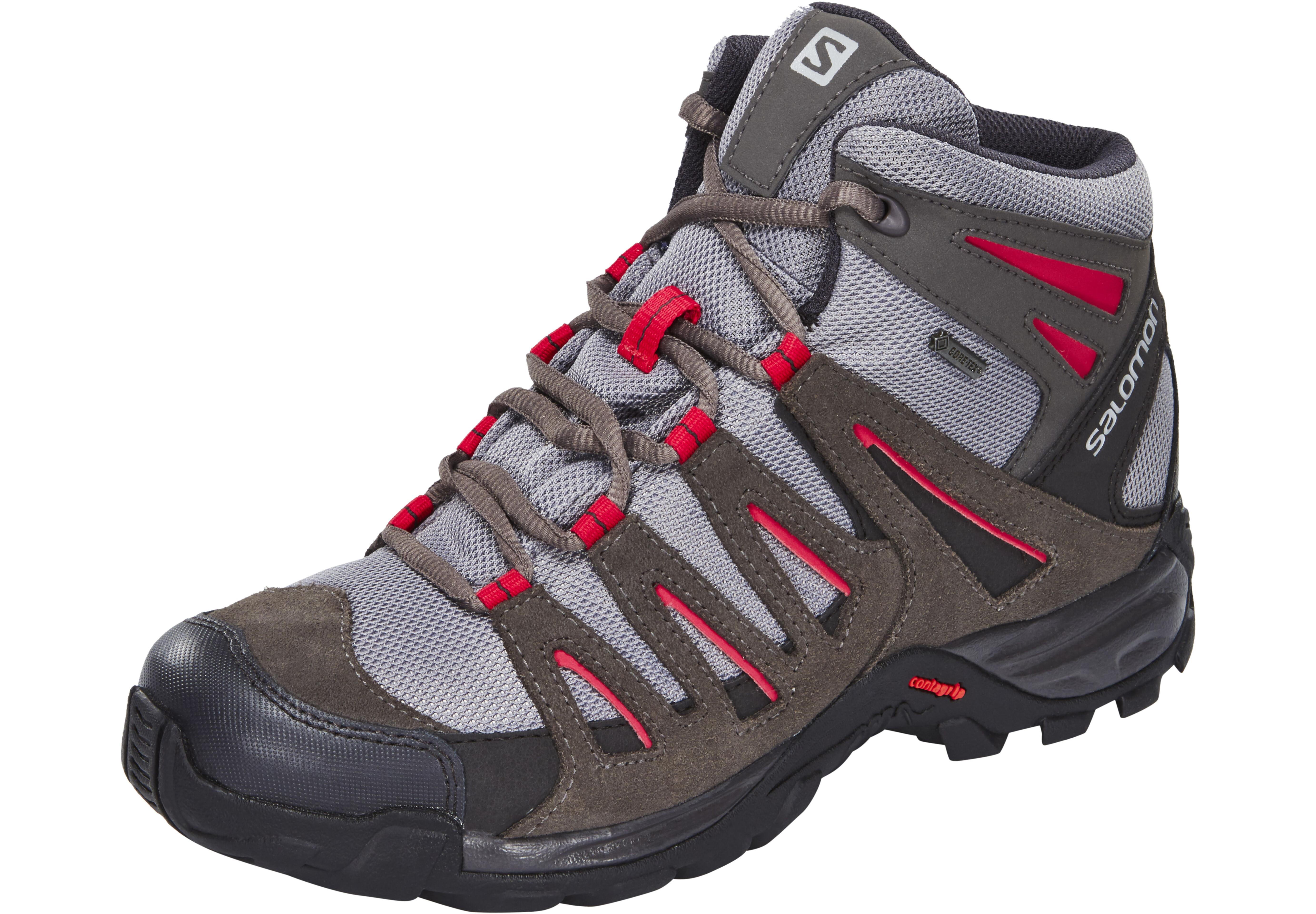 competitive price 7b249 09e2d Salomon Ridgeback Mid GTX Shoes Women detroit/autobahn/lotus